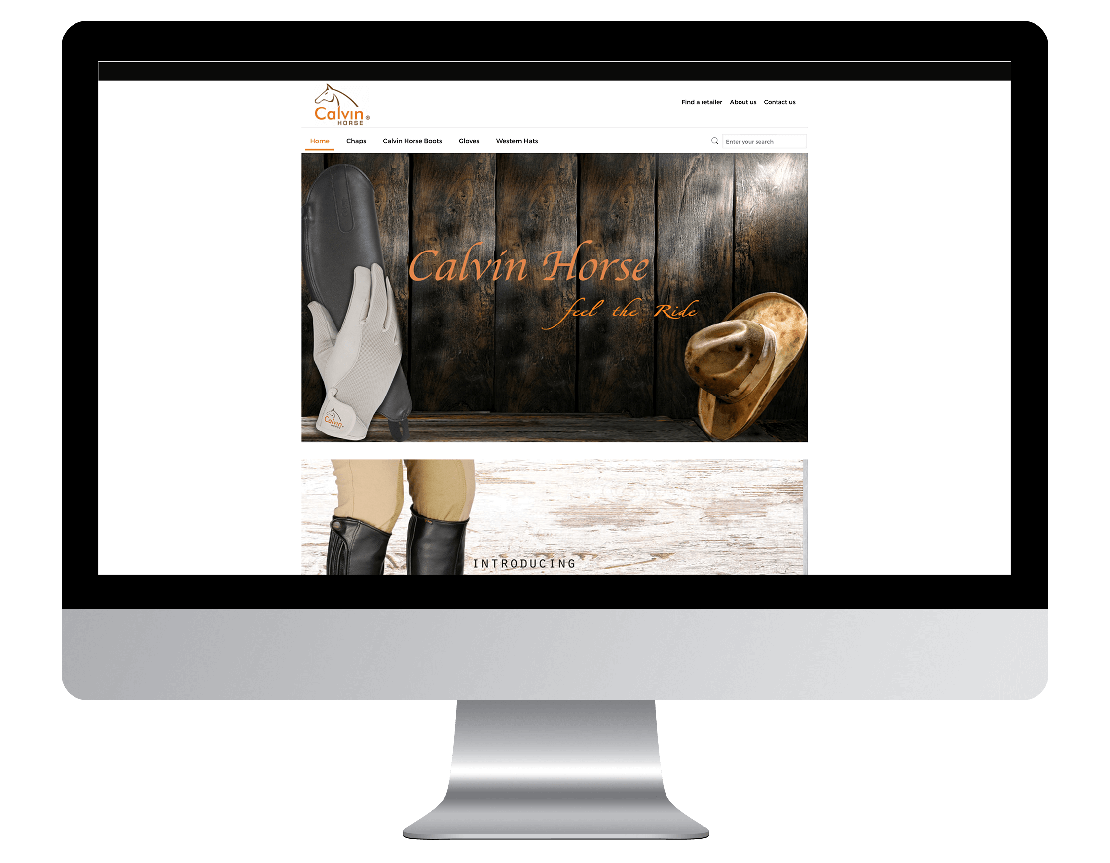 Een nieuwe website laten maken door Calvin Horse