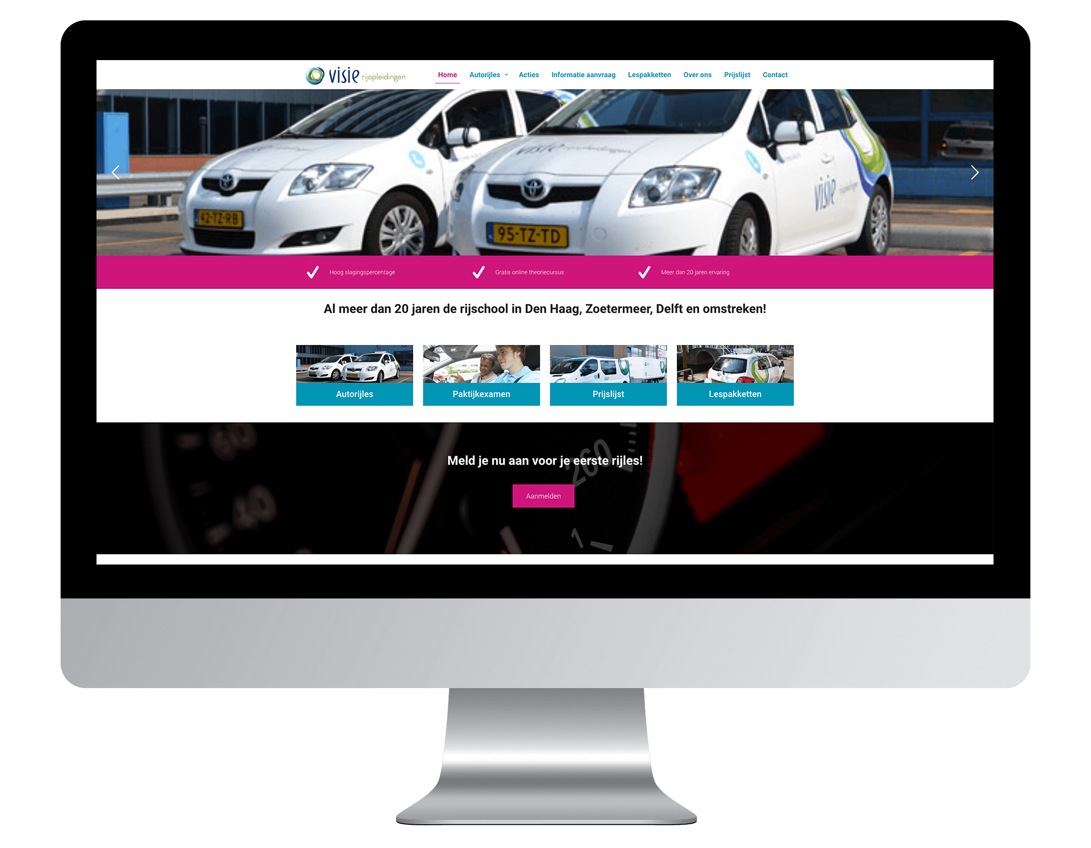 nieuwe website laten maken