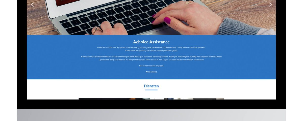 Website Almere